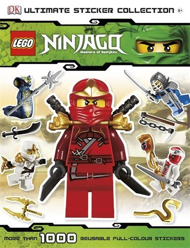 1000 autocollants LEGO NINJAGO (Ultimate Sticker Collection)