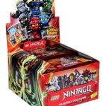 Ocean Lego Ninjago Série 2 Lot DE 50 boosters de Cartes à Collectionner avec présentoir - Version Allemande