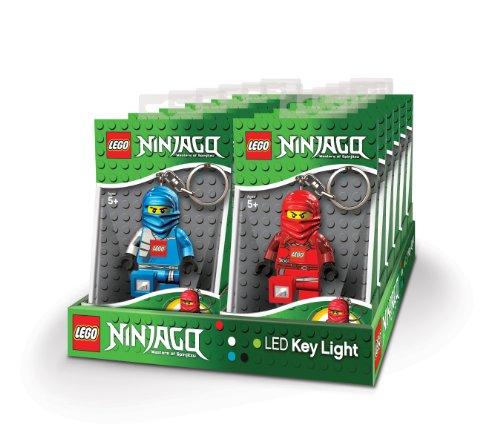 Lego – Porte-Clés Led – Ninjago Kai – personnage aléatoire