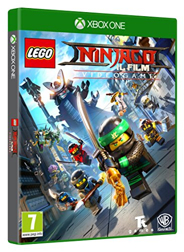 Giochi per Console Warner Lego Ninjago–Il film