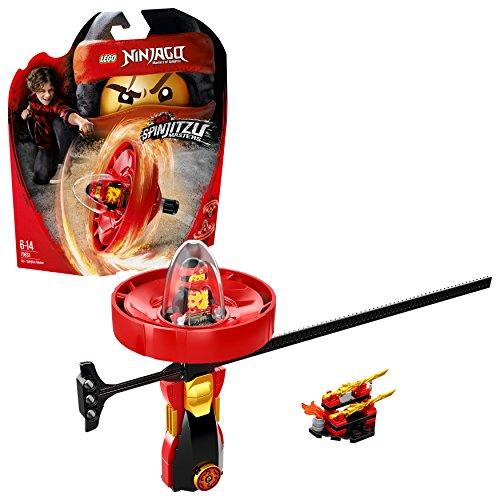 Kai – Maître du Spinjitzu – 70633 – LEGO Ninjago – Jeu de Construction