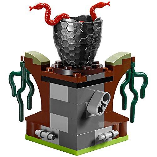 Lego L'attaque De Guerriers Vermillion Des 70621 Jeu Ninjago LqzMVGSpU