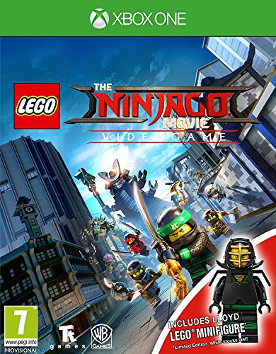 LEGO Ninjago Movie Game: Mini Figure Edition (Xbox One)