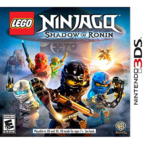 Lego Ninjago : Shadow of Ronin [import anglais]