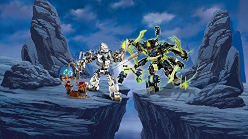 Le Combat Des Titans- 70737 – LEGO Ninjago -Jeu De Construction