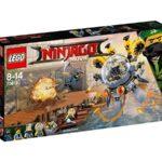 Lego Ninjago 70610 - Le sous-marin Méduse