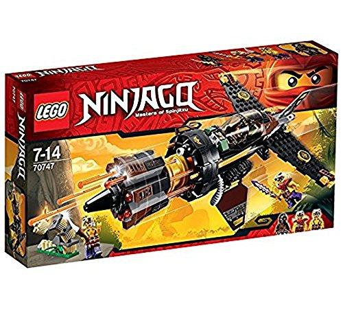 Le Jet Multi -missiles- 70747 – LEGO Ninjago -Jeu De Construction –