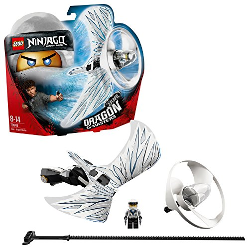 Zane – Maître du dragon – 70648 – LEGO Ninjago -Jeu de Construction