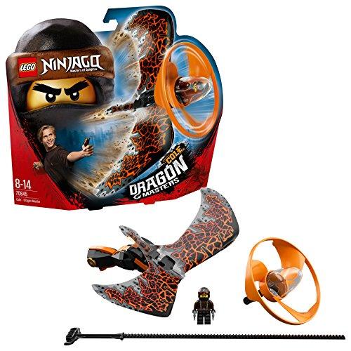 Cole – Maître du dragon – 70645 -LEGO Ninjago – Jeu de Construction