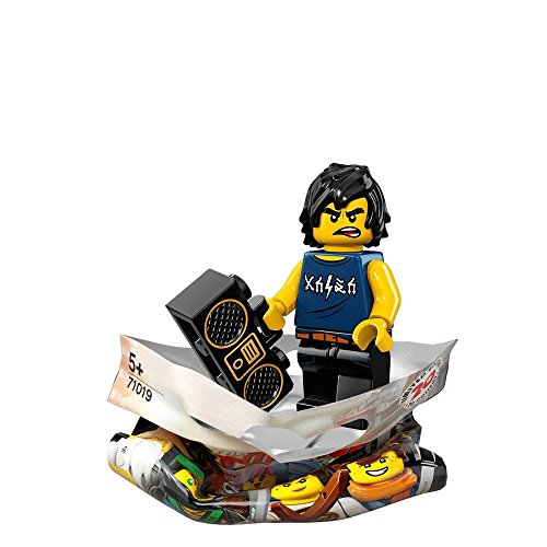 Cole 71019Figurine–The Lego Ninjago Movie