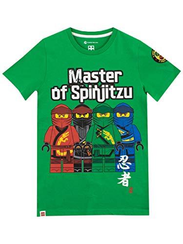 Lego Ninjago – T-Shirt – Lego Ninja Go – Garçon