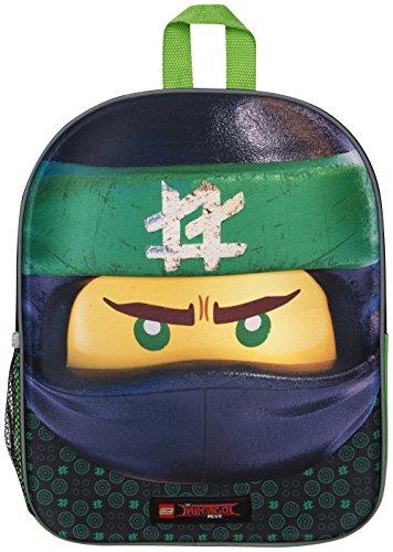 Sac à Dos 3D Lego Ninjago Enfant École Ninja Lloyd Sac Vacances