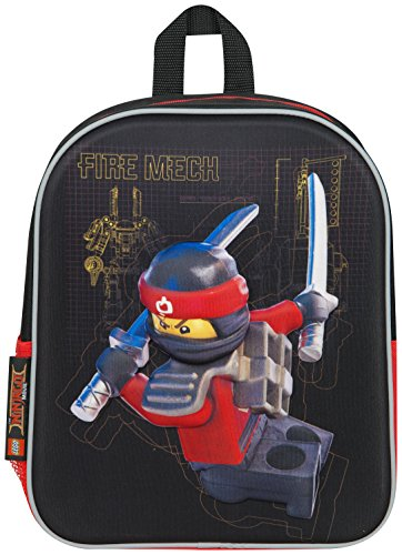 Sac à dos sac à bandoulière Lego Ninjago  Kai 3D