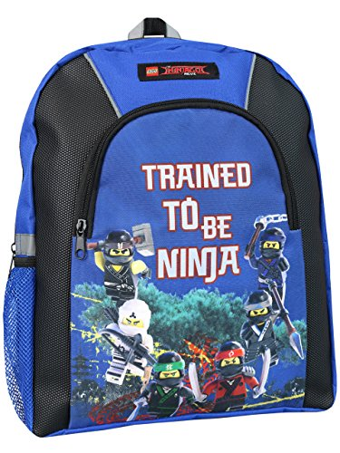 Lego Ninjago Enfants Ninja Sac à dos 39 cm x 32 cm x 9 cm