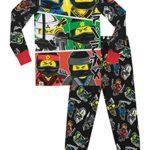 Lego Ninjago - Ensemble De Pyjamas - Lego Ninjago - Garçon - Bien Ajusté