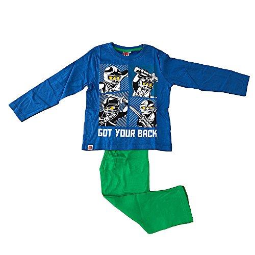 lego ninjago Pyjama 4/6/8/10 Ans