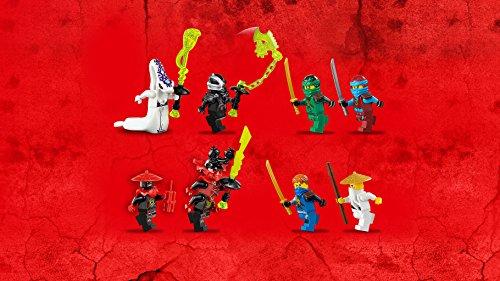 Chaos Construction Samurai X Cave 70596 Ninjago Lego Jeu De VqzMUSpG