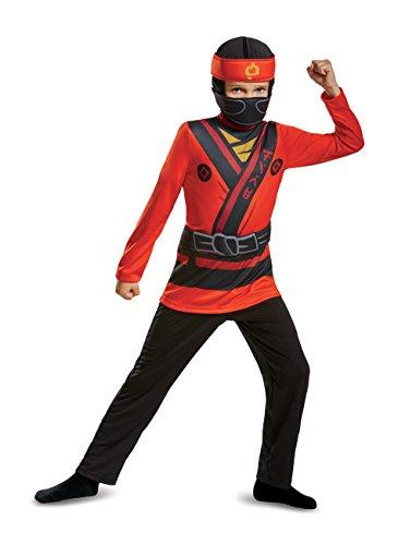 LEGO Ninjago Kai, Costume 4–6Ans