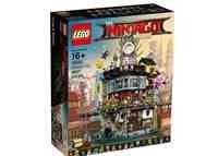 La ville NINJAGO- 70620 – LEGO NINJAGO –