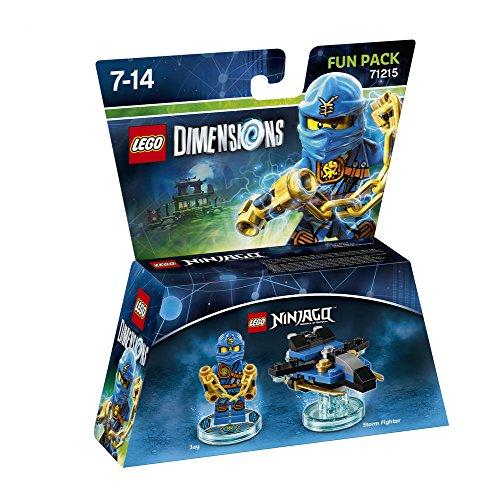Figurine 'Lego Dimensions' – Jay – Lego Ninjago
