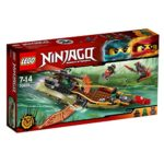 LEGO - 70623 - NINJAGO - Jeu de Construction - La poursuite en vol