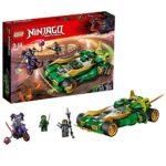LEGO Le Bolide de Lloyd Ninjago Jeu de Construction, 70641