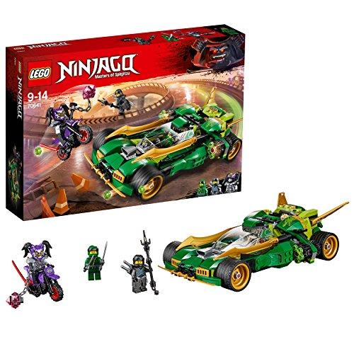 LEGO Ninjago – Le bolide de Lloyd – 70641 – Jeu de Construction