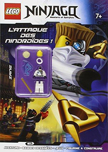 LEGO NINJAGO L'ATTAQUE DES NINDROIDES