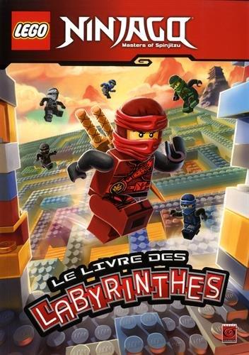 LEGO NINJAGO LE LIVRE DES LABYRINTHES T01