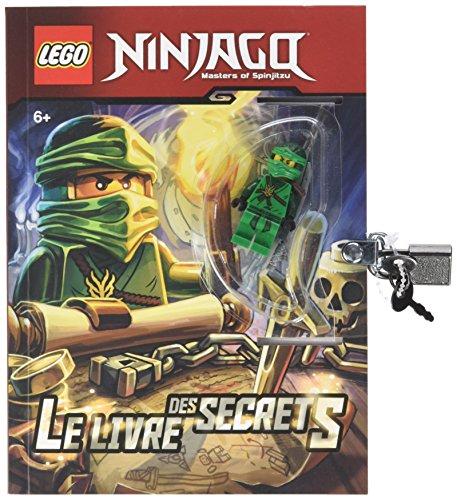 LEGO NINJAGO LE LIVRE DES SECRETS