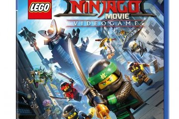 LEGO NINJAGO MOVIE GAME PS4 MIX