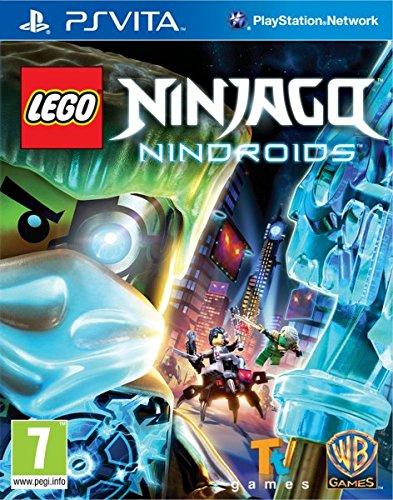 LEGO NINJAGO NINDROIDS / CARTOUCHE SEULE SANS BOITE / jeu PSP VITA