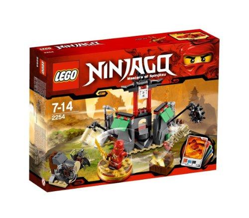 Le Temple de la Montagne – 2254 – Jeu de Construction – LEGO Ninjago