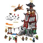 LEGO Ninjago 70594 The Lighthouse Siege Building Kit (767 Piece) by LEGO