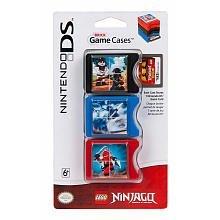 LEGO Ninjago – étuis pour cartes Nintendo DS