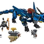 LEGO Ninjago - Le dragon Stormbringer - 70652 - Jeu de Construction