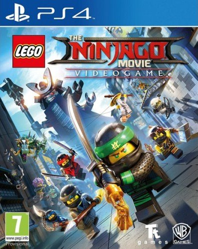 LEGO Ninjago Movie Game: Videogame (PS4) (New)