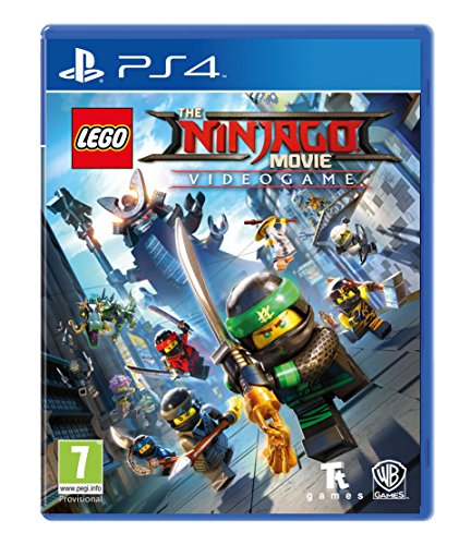 LEGO Ninjago Movie Game: Videogame (Playstation 4) [UK IMPORT]