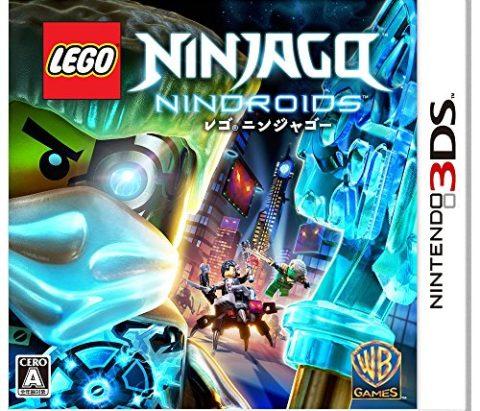 LEGO Ninjago: Nindroids NINTENDO 3DS Import Japonais