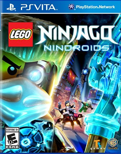 LEGO Ninjago Nindroids – PlayStation Vita by Warner Home Video – Games