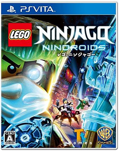 LEGO Ninjago: Nindroids SONY PS VITA Import Japonais