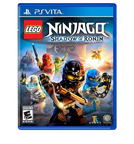 LEGO Ninjago: Shadow of Ronin – PlayStation Vita by Warner Home Video – Games