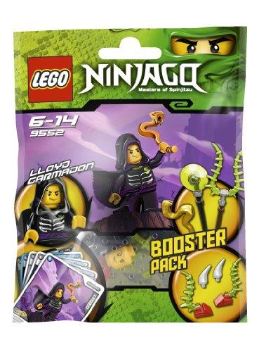 Lloyd Garmadon – 9552 – Jeu de Construction -LEGO Ninjago accessoires pour toupie