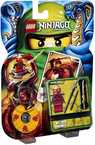 Kai ZX- 9561 – LEGO Ninjago Toupies