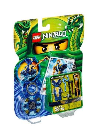 Slithraa- 9573 – LEGO Ninjago Toupies