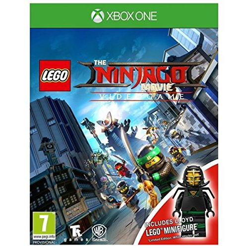 LEGO THE NINJAGO MOVIE VIDEOGAME DAY ONE EDITION XBOX ONE UK VERSION