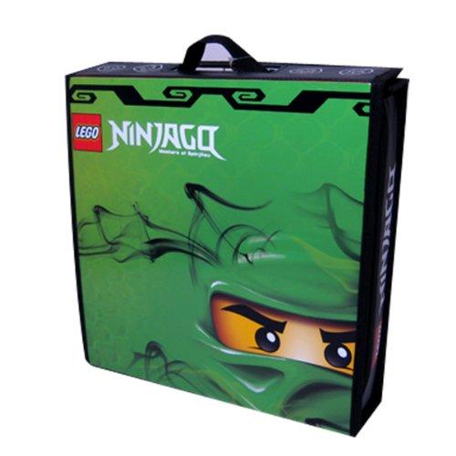 Mallette de rangement (vert)- – Lego -Ninjago