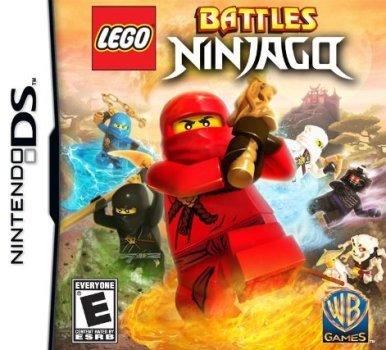 Lego Battles: Ninjago (anglais / francais)