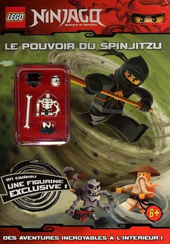 LEGO- Ninjago – tome 2 : Le pouvoir du Spinjitzu