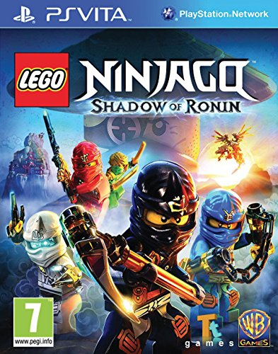 Lego Ninjago 3 – Shadow of Ronin [import europe]